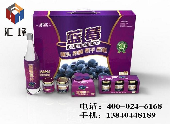 蓝莓包装设计重点